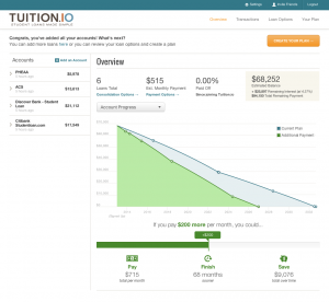 Tuition.io Product Screenshot 4_29_13