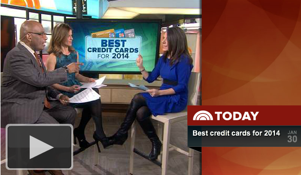 Today's Money: Best Credit Cards for 2014 - Jean Chatzky - Making money make sense